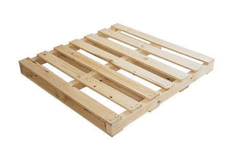 DUO WOODEN PALLETS