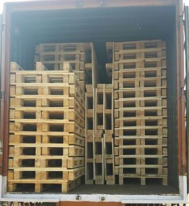 ISPM 15 Pine wood Pallets