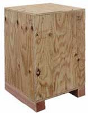 plywood containers